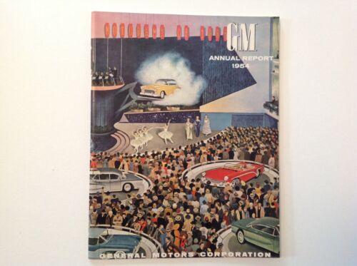 General Motors 1954 Annual Report
