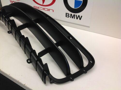 New Genuine BMW E36 Z3 97-02 Front Center Bumper Cover Grille Black 51118399335
