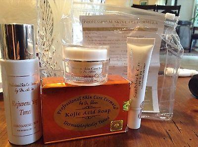 Dr Alvin Rejuvenating Set Professional Skin Care Formula - USA-AUTHENTIC