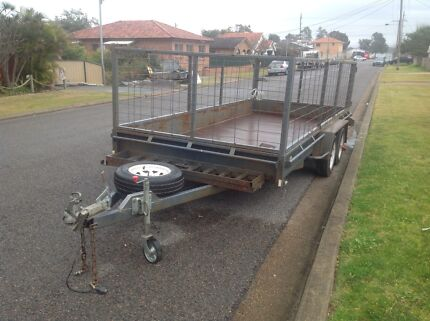 Massive 16x6 multi purpose trailer Belmont Lake Macquarie Area Preview