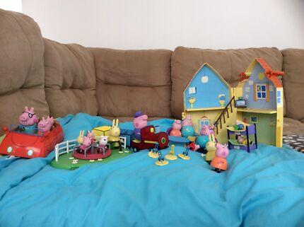 Peppa pig toys Baldivis Rockingham Area Preview