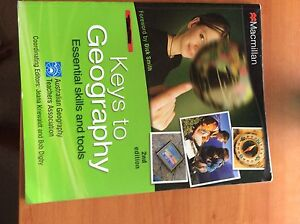 Keys to Geography: Essential Skills & Tools Chermside West Brisbane North East Preview
