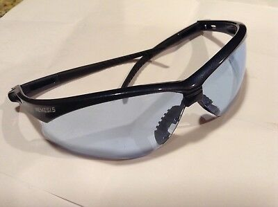 Jackson Nemesis Safety Glasses BLU LENS 19639