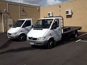 Mercedes Sprinter Traytop 4.2m Ute Turbo Diesel Scarborough Stirling Area Preview