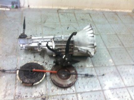 Commodore V6 T5 5speed conversion kit ONLY $1900 OUTRIGHT