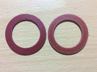 2 Electric Kettle Fibre Washer Seals, Haden Kenwood Morphy Richards Home Brewing