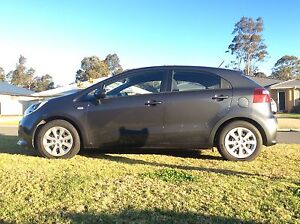 Almost New 2015 Kia Rio 5door Nowra Nowra-Bomaderry Preview