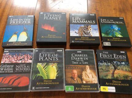 David Attenborough docos