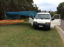 Cheap !1995 Mitsubishi Diesel Express Camper MAKE AN OFFER! Coolum Beach Noosa Area Preview