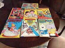 Vintage British Comic Annuals Aspley Brisbane North East Preview