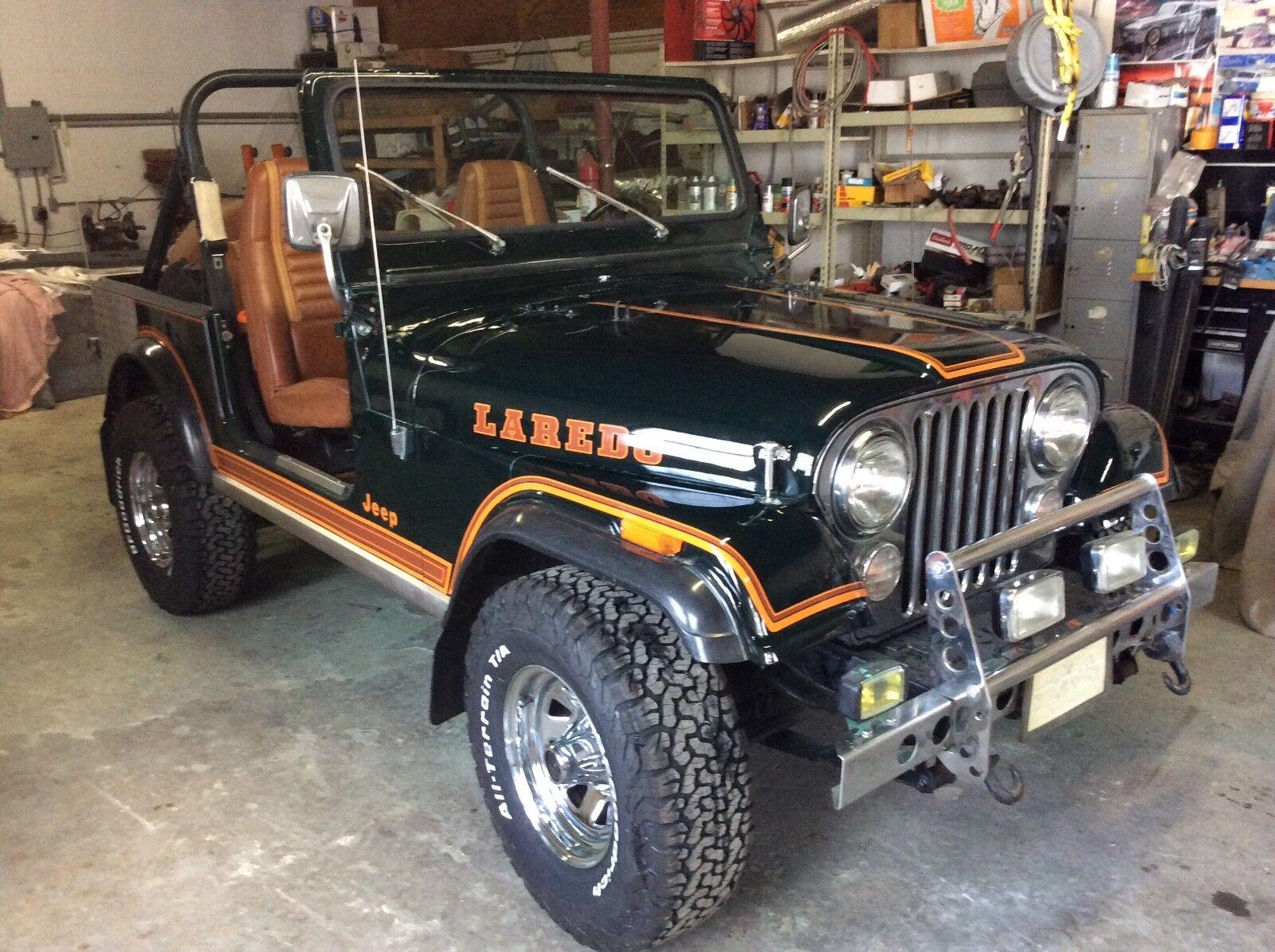 1984 Jeep CJ  1984 Jeep CJ Wrangler