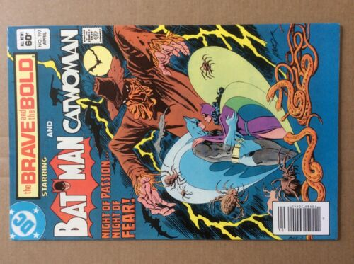 The Brave and The Bold 197 VF- Batman Catwoman Scarecrow