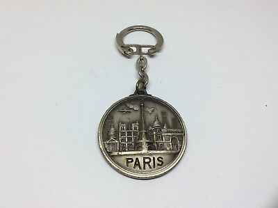 Paris France Tower - French Eiffel Tower Paris France Souvenir De Paris Keychain