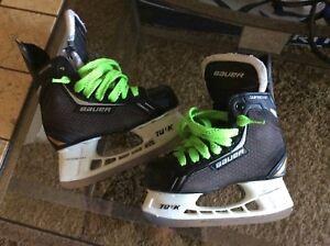 Bauer Supreme Pro Skate Size 1