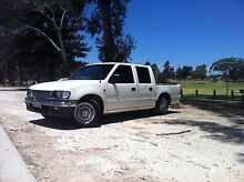 97 Holden Rodeo Dual Cab Ute Hilton Fremantle Area Preview