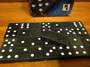Dominos toy game Double Six Wooden Dominos Windsor Region Ontario image 7