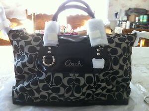 coach tote bags outlet  coach 15443/15440 ashley