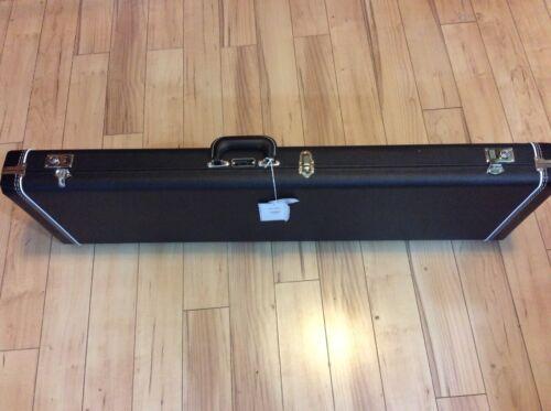 Fender Mustang Guitar Case for Electric  Bass Guitar  Black
