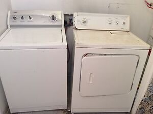 Washer and dryer available urgent must go!!!!