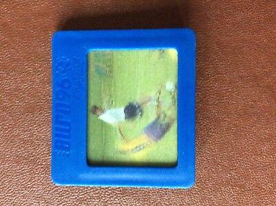G1Q Trade card kellogg's euro 96 virtual video no 6 darren anderton , używany na sprzedaż  Wysyłka do Poland
