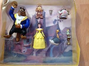 Princess Belle, Beauty and the Beast set