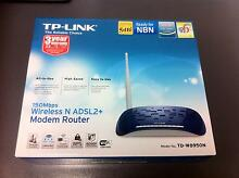 Modem Router Broad TP-Link TD-W8950N Wireless N 150Mbps ADSL 2/2+ Chatswood Willoughby Area Preview