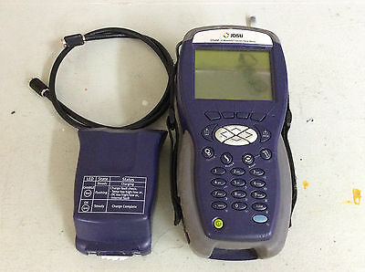 Jdsu Dsam 2610b Cable Meter No Power Cable Tested And Works Good Condition