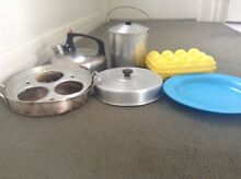 Camping pots and pans South Yarra Stonnington Area Preview