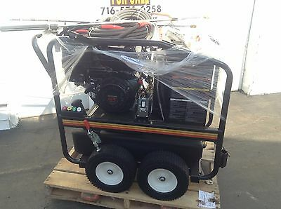 Mi-T-M Pressure Washer HSP-3504-3MGH Honda GX390 Engine Electric Best Washing