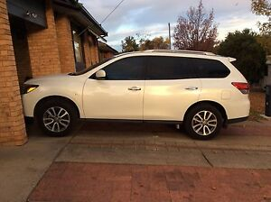 Nissan Pathfinder Oxley Vale Tamworth City Preview