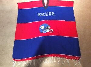 NFL New York Giants Jersey /poncho/blanket/curtain//tablecloth