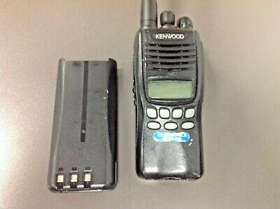 Kenwood Tk-2312-1 Vhf Fm Transceiver 136-174 Mhz 128 Ch 5w Battery