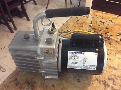 Marathon Electric Vacuum Pump 12 Hp Pn 10215-133  Dv200n Looks Brand New
