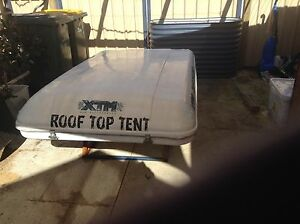 XTM Roof top tent Tapping Wanneroo Area Preview