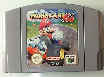 Mario Kart N64 Nintendo 64 N107G3