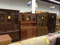 Hutches starting at $99.00 St. Catharines Ontario Preview