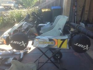 Crg go-kart with everything you need Werribee Wyndham Area Preview