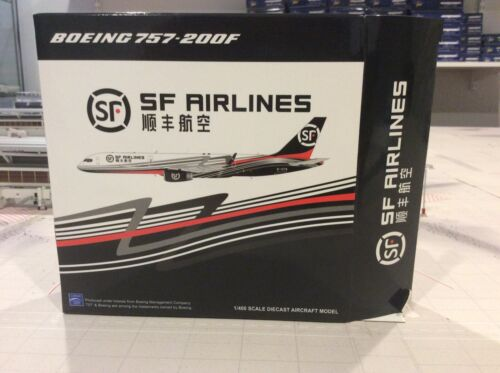 1:400 JCWINGS SF Airlines (ShunFeng Airlines) Boeing B757-200WF B-1578