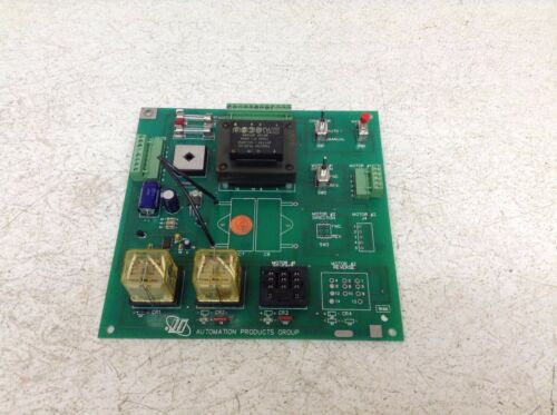 Automation Products PC181A Circuit Board PCB (TSC)