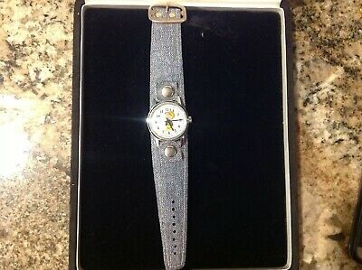 Vintage Keebler Elf Watch Swiss Made . Excellent Cos Condition - Parts Or Repair (Elf Cos)