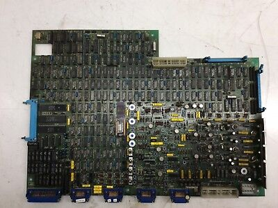 Sanyo / NEC PC Board, LEBLOND MAKINO, ITTD2 163-236000, 163-265201, Used