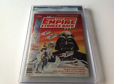 MARVEL SUPER SPECIAL 16 CGC 9.2 WHITE PGS EMPIRE STRIKES BACK 1ST BOBA FETT