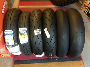 Pneus pour MiniMotard Michelin,Dunlop, PMT, et Heideneau
