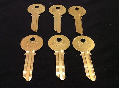 Ilco By Star In1 Key Blanks Set Of 6- Locksmith