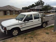 Ford courier dual cab aluminium oversize tray Raworth Maitland Area Preview