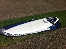 Surfboard - short board - fish shape Mooloolaba Maroochydore Area Preview