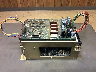 Mazak / Yamazaki Drive Unit, MV4-200W, ZTU-DRIV PC Board, AS IS