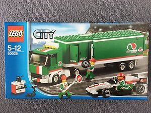 Lego City Grand Prix Truck Joondalup Joondalup Area Preview