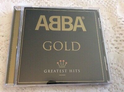 2010 ABBA Gold Greatest Hits CD Music Disco Dancing Queen