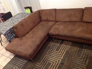 Suede Sofa Dee Why Manly Area Preview